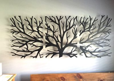 Indoor Wall Tree