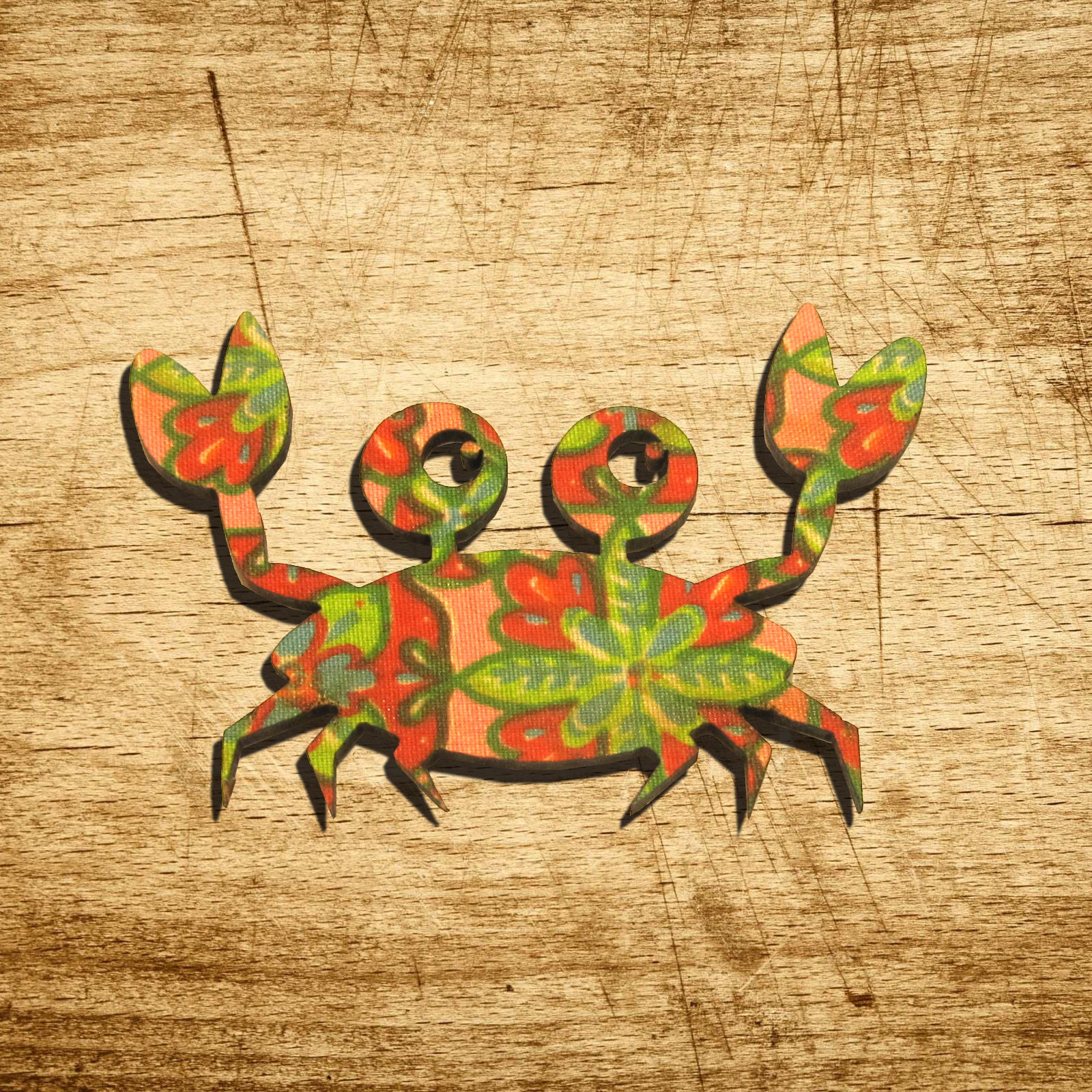 Crab Wall Decor | Cape Laser Cut